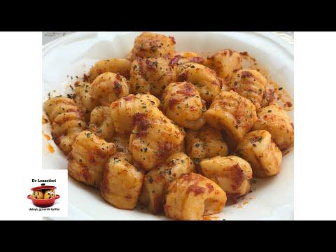 Potato Macaroni Recipe - Delicious, Practical Recipe -Ev Lezzetleri