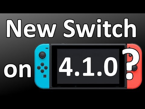 PSA: Bought a Switch in Summer 2018? Block/Delete Updates if you want CFW/Homebrew