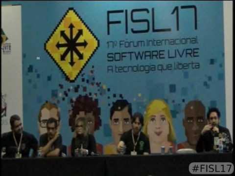 Fisl 17 - Painel Internet das Coisas, ou das pessoas