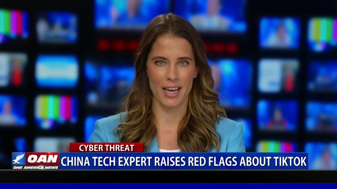 China tech expert raises Red Flags about TikTok