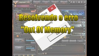"Resolvendo o erro ""Out Of Memory"" no Crossfire AL"