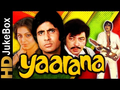 Yaarana (1981) Full Video Songs Jukebox |...