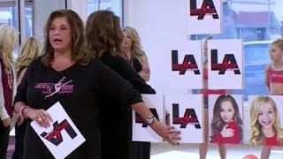 WORST Dance Moms Pyramids EVER!