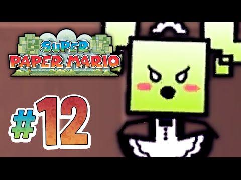 Merlee's Mansion - Super Paper Mario #12