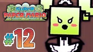 Super Paper Mario | Luigi