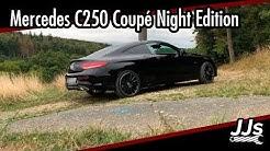 Test/Review Mercedes-Benz C250 Coupé Night Edition C-Klasse - Wenn der AMG zu teuer ist //JJsGarage