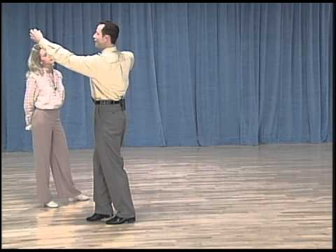 International Standard Bronze Foxtrot Variations & Techniques HQ Ballroom Dance DVD