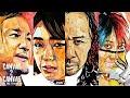 Asuka, Shinsuke Nakamura, Kushida and Sarray – Select Series: WWE Canvas 2 Canvas