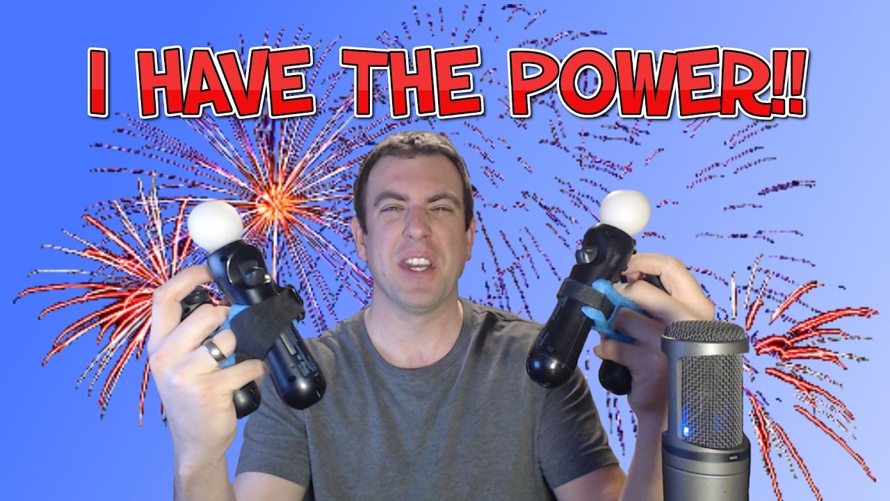 PS Nav for joystick – Driver4VR – enhance your VR