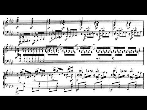 Schumann: Sonata No.3 in F minor, Op.14 (Glemser)