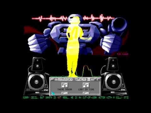 Share and Enjoy - Amazing Tunes II (Amiga Music Disk)