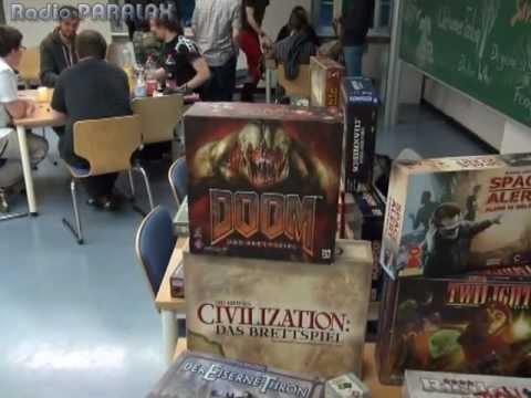 6. Lange Nacht der Computerspiele in Leipzig - 5.5.2012