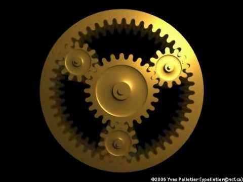Planetary Gear Set >> Planetary Gear Set - YouTube