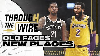 Old Faces in New Places | Through The Wire Podcast