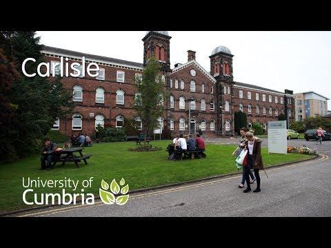 University Of Cumbria - Carlisle