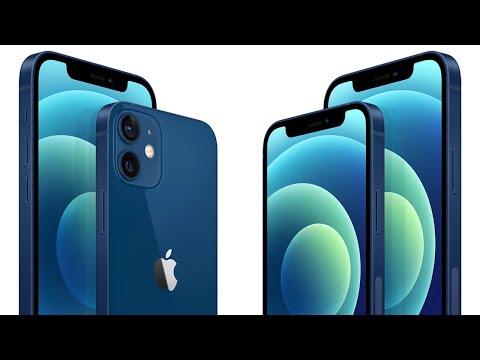 iPhone 12 & iPhone 12 mini in under 8 minutes
