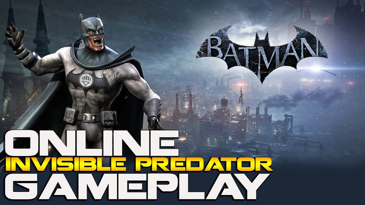 Blackest Knight Skin - Batman Arkham Origins Online ...