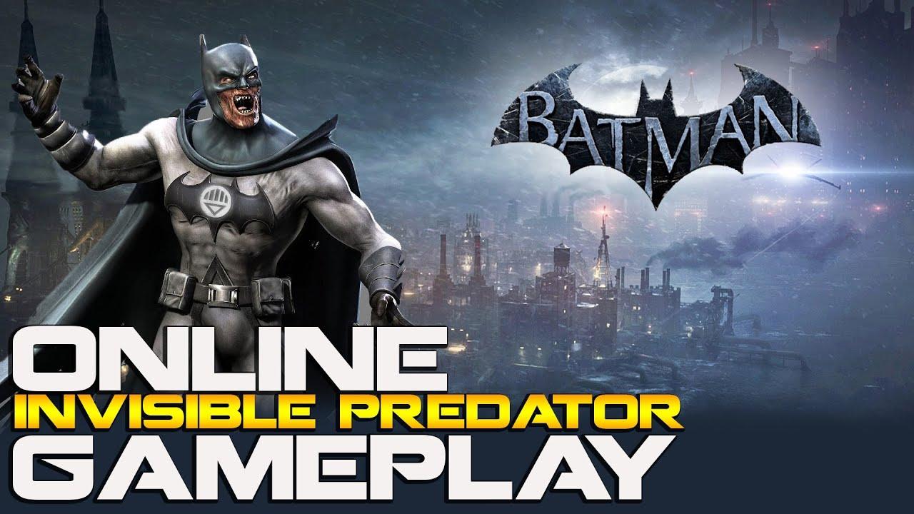 Blackest knight skin batman arkham origins online gameplay youtube voltagebd Choice Image