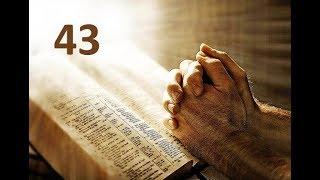 IGREJA UNIDADE DE CRISTO / Estudos Sobre Oração 43ª Lição - Pr. Rogério Sacadura