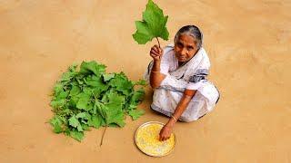 Agrar Data & Khuder Vat Morning Breakfast Recipe by Grandmother in village