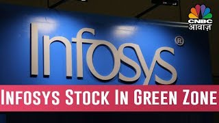 Infosys Stock Up On Positive Earnings