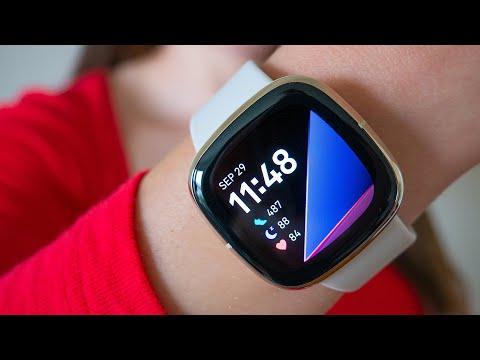Fitbit Sense review: Health data overload