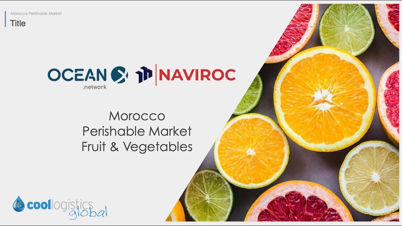 NAVIROC @Cool Logistics Global 2020