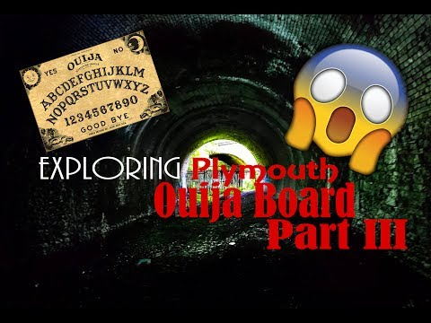 Exploring Plymouth | Episode 3 | (DARKIES TUNNELS PART 2) *OUIJA BOARD* *REAL*
