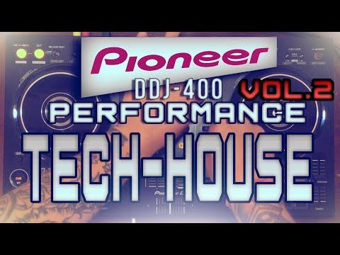 Pioneer DDJ 400 Performance Mix || Tech House #2|| Joseph G||