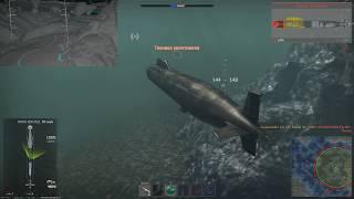 подводные Лодки в War Thunder Реакиця World Of Tanks