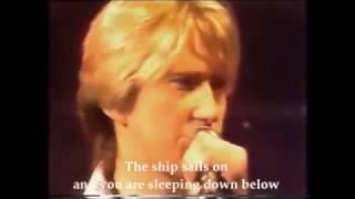 The Twins - Love in the dark (lyrics)