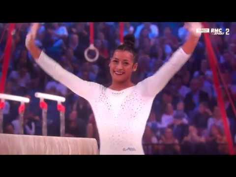 Les Internationaux de France 2018 - GAF Finales Poutre/Sol