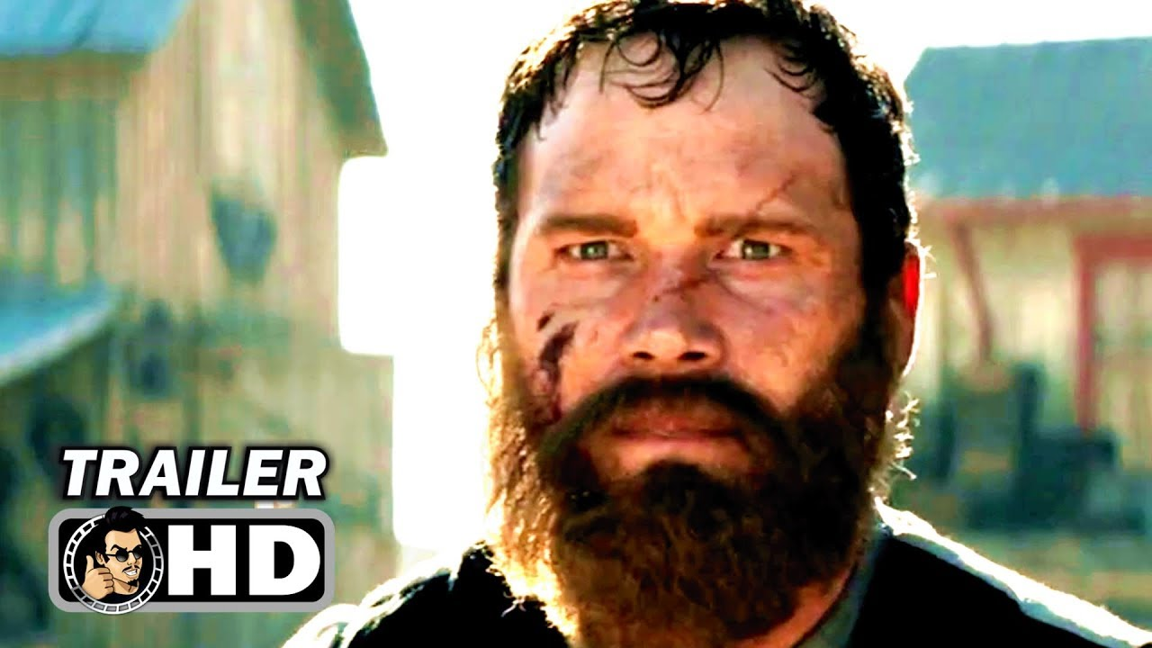 THE KID Trailer (2019) Chris Pratt, Ethan Hawke Action Movie HD