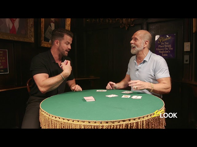 Richard Turner's Impossible 5 Aces Dealt to Johnny Bananas