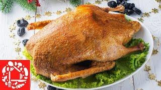 Гусь в духовке на Новогодний стол 2019! Потрясающее горячее блюдо на Новый год! Как приготовить Гуся