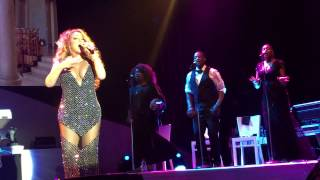 Mariah Carey - Touch My Body - Live in Israel