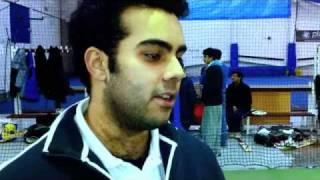 MKA London ICL (Indoor Cricket League)