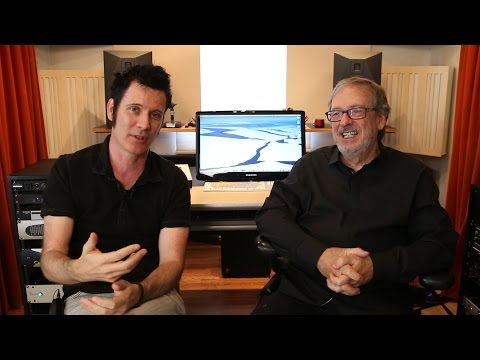 Barry Rudolph: Interview & Studio Tour - Warren Huart: Produce Like A Pro