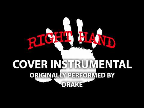 Right Hand (Cover Instrumental) [In the Style of Drake]