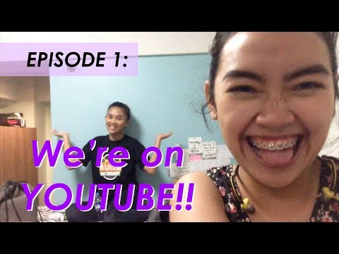 EPISODE 1 | WE'RE ON YOUTUBE !! | Zion x Coleen Show