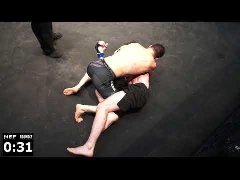 Felipe Gunter vs. Hannon Sanford
