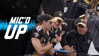 Drew Brees & Sean Payton Hit 100 Wins Together | NFL Films | Sound FX