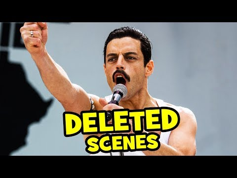 7 DELETED SCENES & SONGS In Bohemian Rhapsody You Never Got To See