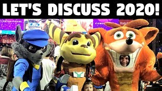 The Fate Of Crash Bandicoot, Sly Cooper & Ratchet & Clank In 2020 - RECAP 2019