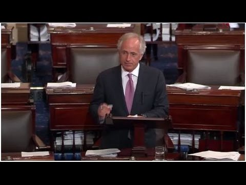 "Corker: ""Allow Congress to Weigh in on"" Any Final Nuclear Deal with Iran"""