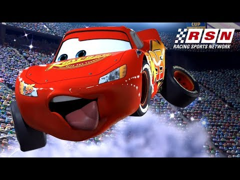 Under the Hood Featuring Lightning McQueen | Racing Sports Network by Disney