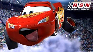 Under the Hood Featuring Lightning McQueen | Racing Sports Network by Disney•Pixar Cars