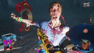 Call of Duty : Infinite Warfare Zombies Rave In The RedWoods Scene 123