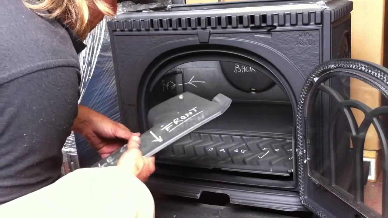 jotul alpha wood stove manual