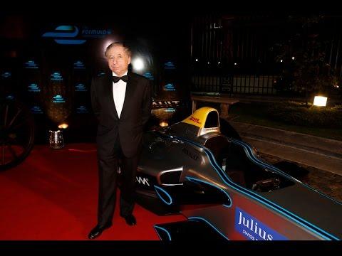 Formula E Argentina Black Tie Gala Dinner